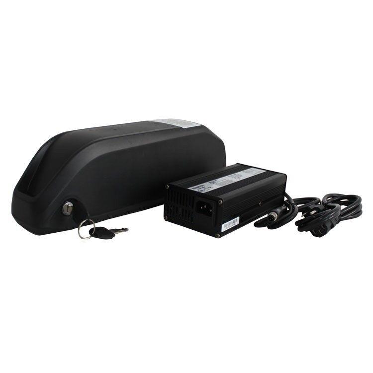 E-bike Battery Panasonic Cell Polly Frame Case Battery 36V 17.4AH Down Tube EU