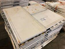 Gondola Store Shelving 48 X 215 White 41 Available Used