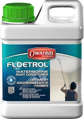 Wohnideen Nindorf floetrol 1l owatrol additive wasserverdünnbare colours ebay