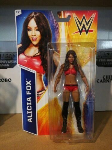 WWE ALICIA Fox Basic Serie 47-Superstar #13 Mattel Action Figure