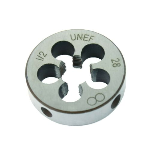"""1//2/""""-28 UNF Tap /& Die Set Alloy Steel Right Hand Thread Tap Cutting Tool NEW"""