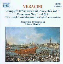 Ouvertüren und Concerti Vol. 1 von Martini | CD | Zustand gut