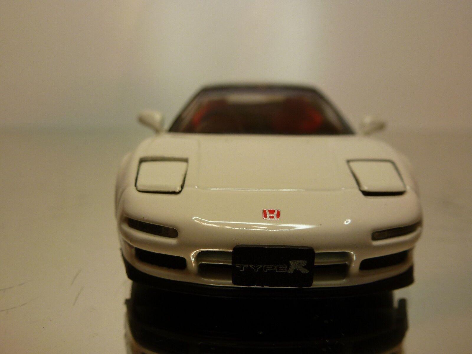 EBBRO 430023 HONDA NSX TYPE R 1998 - WHITE 1 1 1 43 - EXCELLENT CONDITION - 12 455d5d