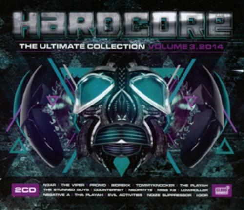 1 von 1 - Various - Hardcore Ultimate Collection 03/2014 /3