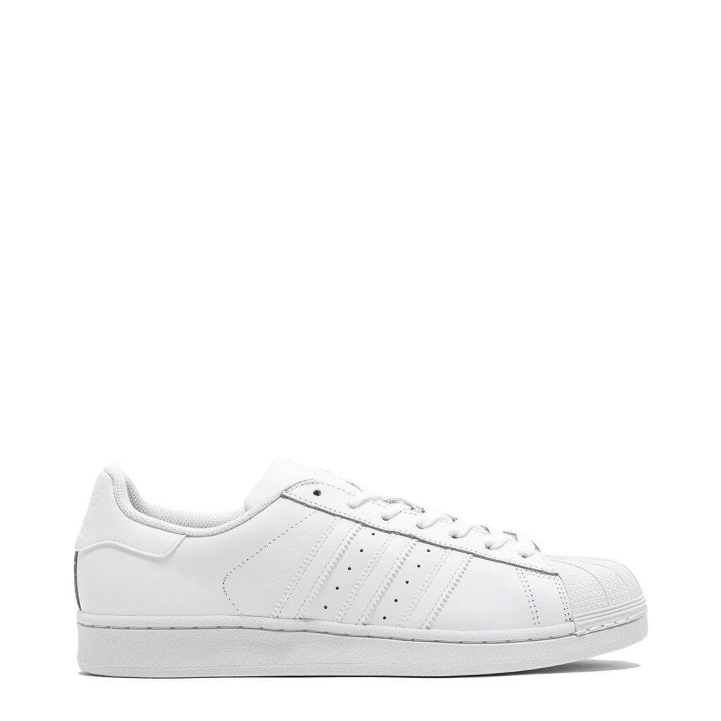 shoes ADIDAS originals B27136_Superstar  Unisex ORIGINALI SNEAKERS bianco white