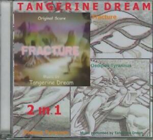 TANGERINE-DREAM-FRACTURE-OEDIPUS-TYRANNUS-1978-1974-RARE-2-in-1-SOUNDTRACKS