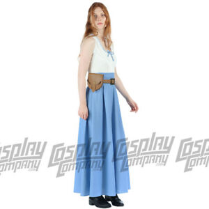 9259797c75 Dolores Dress and Belt Wild West Cosplay Costume Fancy Westworld ...