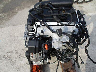 BKP 2,0 VW PASSAT  MOTOR ENGINE MOTEUR 71 TKM 12 Monate Garantie