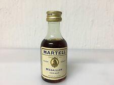 mignon miniature cognac MARTELL MEDAILLON vsop 30cc 40%