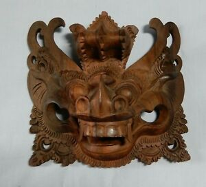 Other Asian Antiques Antiques Vintage Antique Balinese Wood Craving