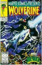 Marvel Comics Presents # 124 (Wolverine / Lynx, She-Hulk) (USA, 1993)