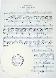 Details about Violin Sheet Music Collection on CD 60+ Classical Concertos  pdf format