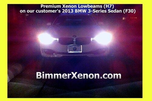 F30 3 sets LOW+FOG+HIGH *XENON* 2012//13//14//15//16//17- BMW 328i,320i,335i dinan