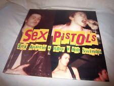 SEX PISTOLS-SEX, ANARCHY & ROCK N' ROLL SWINDLE-CLEOPATRA CLP 3553 NEW SEALED LP
