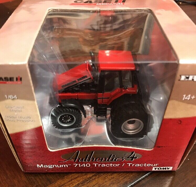 1 64 Case Case Case IH 7140 Magnum tractor, Authentics MAGNUM DEMO Chase Unit ZFN14835 805fc9