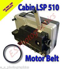 Cabin LSP 510 8mm Cine Projector Belt (Main Motor Belt)