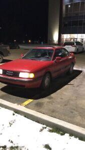 Great Shape Low Km Audi 90