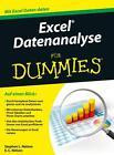 Excel Datenanalyse für Dummies von Stephen L. Nelson (2016, Taschenbuch)