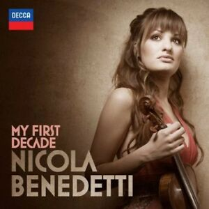 Nicola-Benedetti-My-First-Decade-New-CD-UK-Import