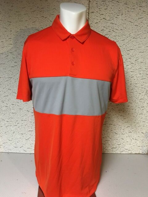 94f91704 NEW Nike Golf Breathe Color Block Polo Sz M 833067 891 FREE SHIP! $80 Retail