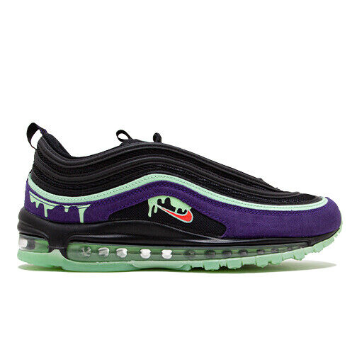 Size 10 - Nike Air Max 97 Halloween Slime 2020 for sale online | eBay