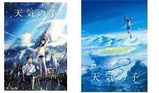 Makoto Shinkai Movie July 2019 Weathering With You Poster B2 Size For Sale Online Ebay