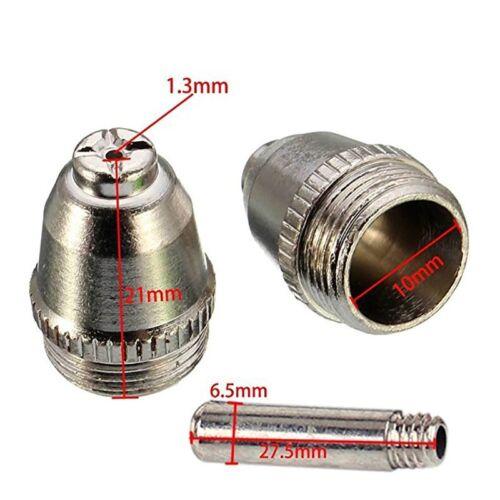 30PCS SG55 AG60 WSD60P Plasma Cutter Machine Torch Consumables Tips Nozzles