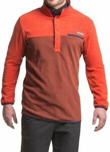 Large//XL NWT Columbia Men/'s Mountain Side Fleece Sweatshirt Jacket 4 Colors