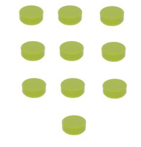 98138 LEGO® 10x Fliese 1x1 rund hellgrün 6057878