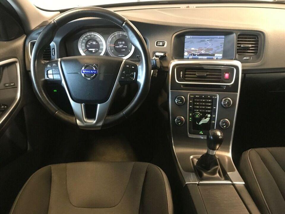 Volvo S60 1,6 D2 115 Kinetic Diesel modelår 2012 km 91000
