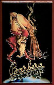 Barbera-Caffe-Blechschild-Schild-3D-gepraegt-gewoelbt-Metal-Tin-Sign-20-x-30-cm