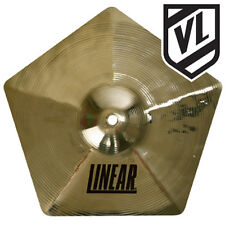"13"" Wuhan LINEAR effects Crash Cymbal - Traditional Cymbal WUL13 - NEW"