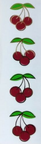 Stickers . Mrs Grossman ...... Free Shipping CHERRIES Reflections 2009 ......