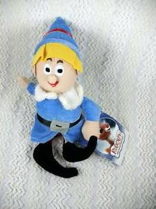 Christmas Dentist Elf.Details About Rudolph The Red Nosed Reindeer Plush Elf Hermey Dentist 8 Nanco W Tags