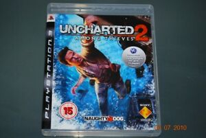 Uncharted-2-Among-Thieves-ps3-Playstation-3-Kostenlose-UK-Versand