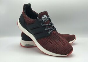 0828a9745 Adidas Ultra Boost Red Black Chinese New Year Mens UK 9.5 - Brand ...