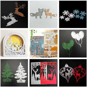 Metal-Cutting-Dies-Stencil-Scrapbooking-Die-Card-Paper-Embossing-Craft-Album-DIY