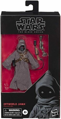 Star Wars The Black Series Offworld Jawa Action Figure 6-Inch Scale Off World