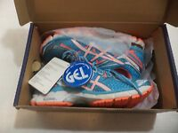 Asics Women's Gt 2000 2 Running Shoe Size 6-10 Color Bluefish/white/electric Mel