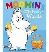 Jansson, Tove, Moomin's Little Book of Words, Very Good Book
