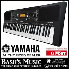 YAMAHA PSRE363 61 KEYBOARD NEW 3 YEAR WARRANTY - 2017 MODEL - REPLACES PSRE353