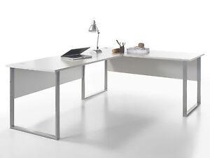 Office Deluxe Winkelschreibtisch Büro Winkelkombination Schreibtisch