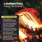 Late Night Tales Franz Ferdinand 2014 CD