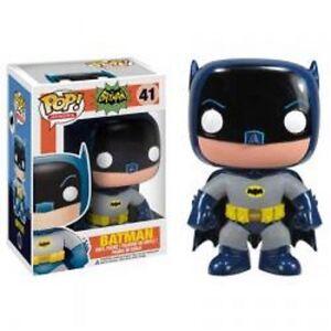 Funko Pop! Heroes 41 Batman Classic TV Series Batman Pop Vinyl FU3116
