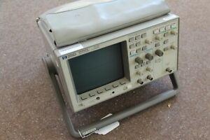 HP 54600A - 100 MHZ Oscilloscope w HP 54657A Storage/ HP-IB Interface Module