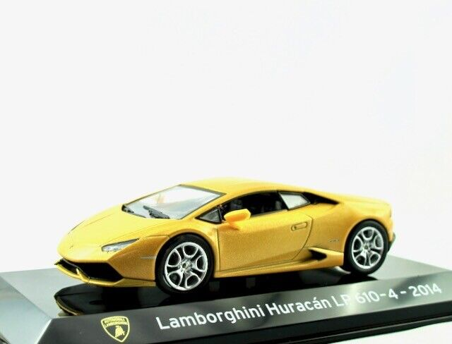 Lamborghini Huracan LP 610-4 grün Modellauto 30290 Bburago 1:43