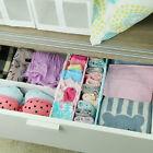 Retractable Expandable Drawer Divider Storage Organiser Kitchen Wardrobe 4Colors