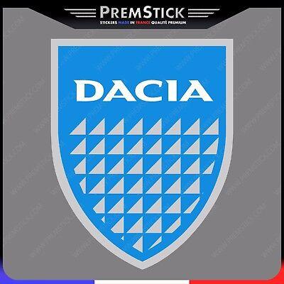 Tuning Stickers Dacia Autocollant Voiture Sticker Auto Logo ref5