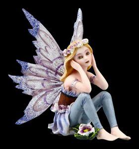 Elfen Figur - Elanor will nichts hören - Fantasy Fee Engel Dekostatue