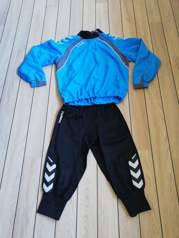 Sportstøj, Windbreaker, shorts